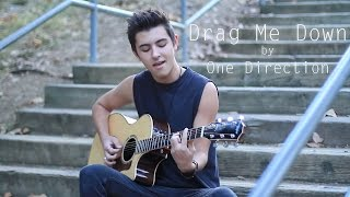 Video One Direction - Drag Me Down (Cover by Kyson Facer) download MP3, 3GP, MP4, WEBM, AVI, FLV Desember 2017