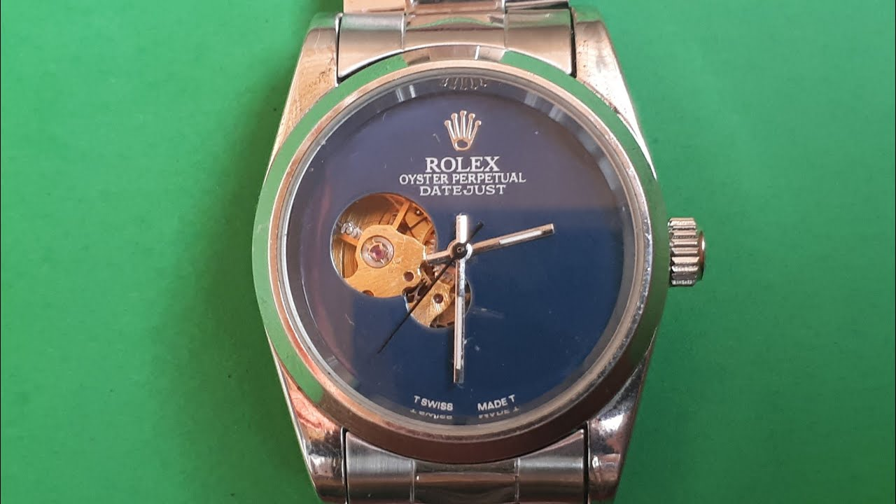 Rolex Oyster Perpetual Datejust (T swiss made T)