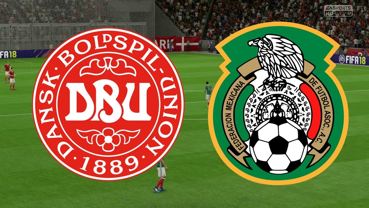 International Friendly 2018 - Denmark Vs Mexico - 09/06/18 ...