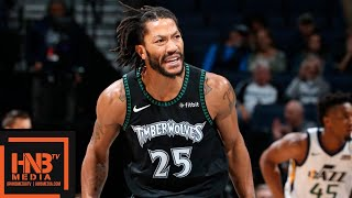 Minnesota Timberwolves vs Utah Jazz Full Game Highlights | 10.31.2018, NBA Season
