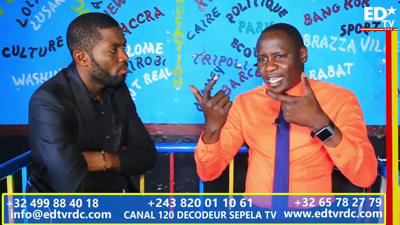 CONGO YA NANI? :  AVOCAT YA FRANCK DIONGO A BETI LISOLO YA ENLÈVEMENT NA YE