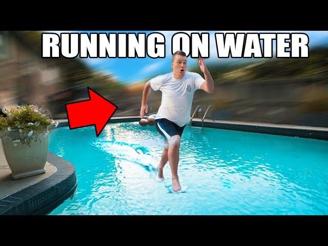 running-on-water-challenge