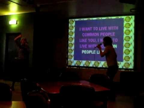Reykjavik karaoke - Common People