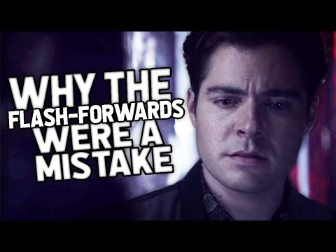 Why The Flash-Forwards Were a Mistake!