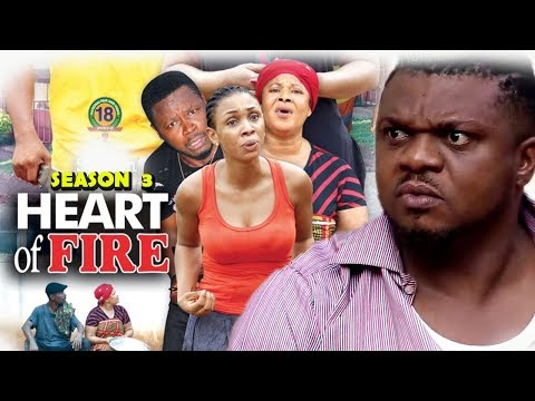 Heart Of Fire Season 3 - (New Movie) 2018 Latest Nigerian Nollywood Movie Full HD | 1080p