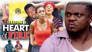 Heart Of Fire Season 3 - (New Movie) 2018 Latest Nigerian Nollywood Movie Full HD | 1080p