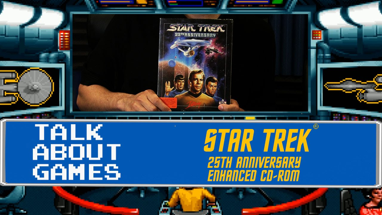 Star Trek: 25th Anniversary (PC) Talk About Games - YouTube