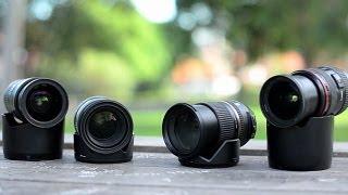 24-70mm f2.8 Showdown! Tamron/Canon/Nikon/Sigma
