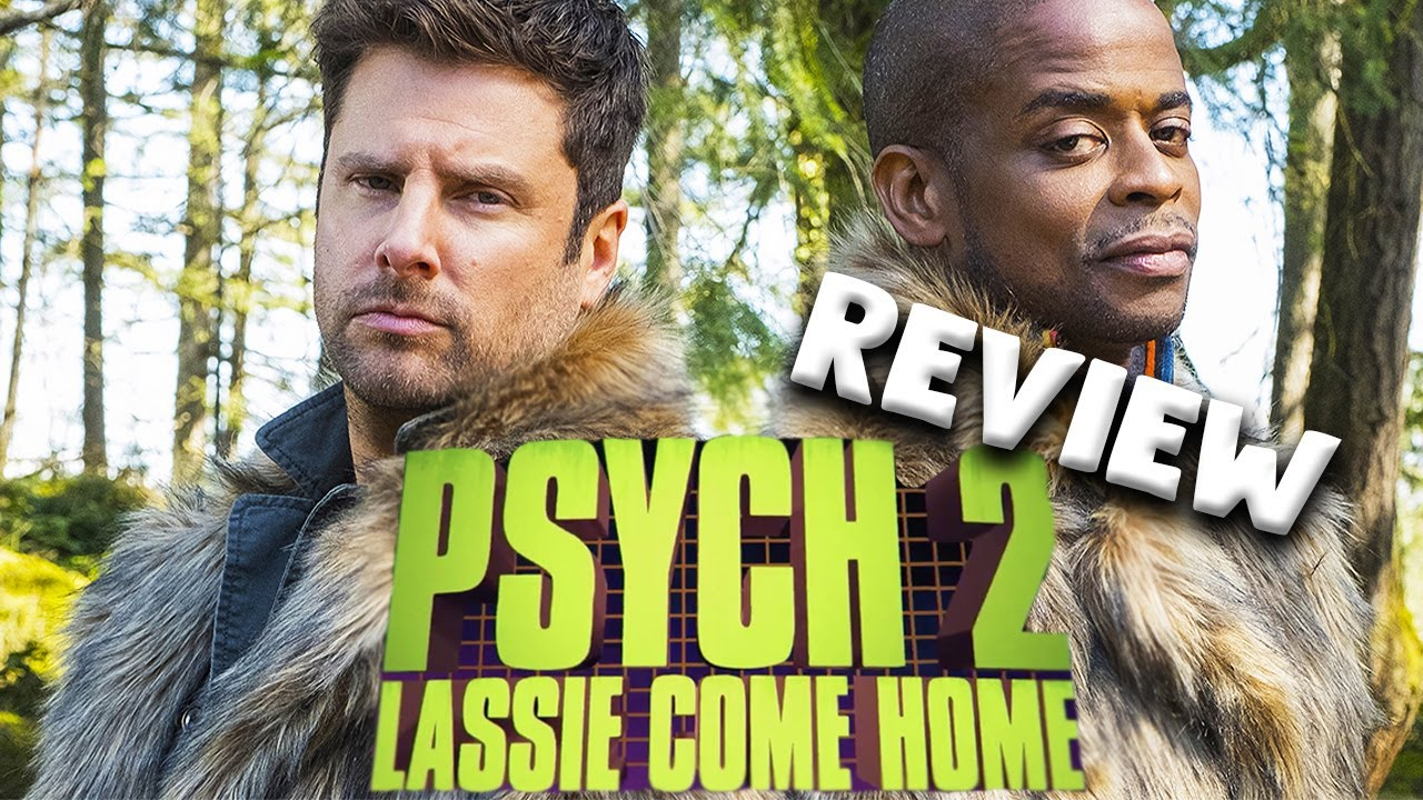 Psych 2: Lassie Come Home Review (Spoiler Free)