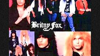 Watch Britny Fox Six Guns Loaded video