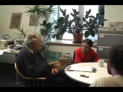 Noam Chomsky and Zionism