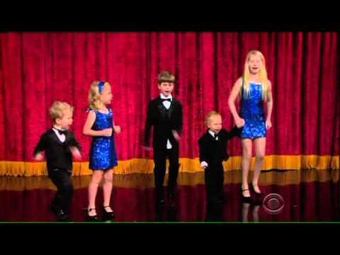 Jim Gaffigan`s New Show; His Kids in Showbiz; Loving Standup Comedy