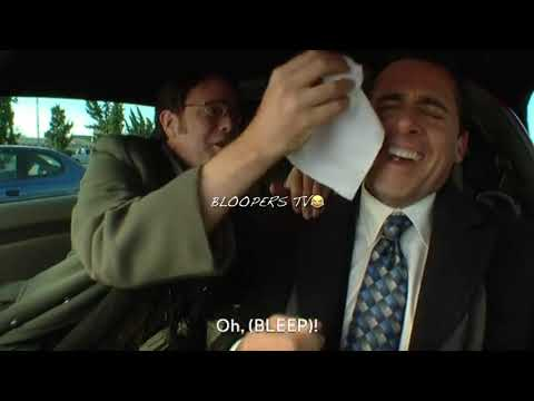 Download Lick your lips👄😂  The Office season 5 bloopers   (Season 5, Episode 13 - Prince Family Paper)