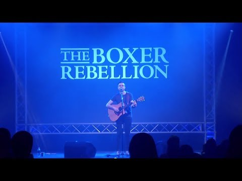 The Boxer Rebellion - Always (Live) at Social Matters 2014