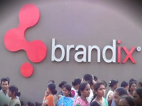 The Strike by Workers of the Units in Brandix Apparel Park,Vizag || Vanitha TV