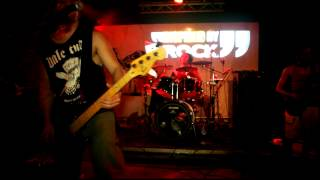 Mean Street - Intro + Judas Scum (Live @ B Rock - Casablanca)