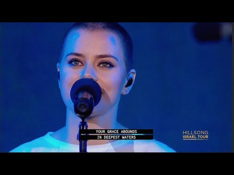 """Hillsong United - """"Oceans"""" (Live show at Caesarea)"""
