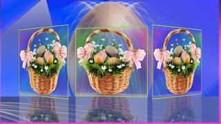 Пасха  Светлый праздник Пасхи Красивое видео поздравление