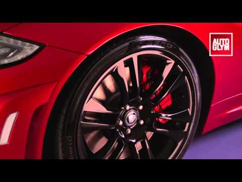 How to use Autoglym Instant Tyre Dressing