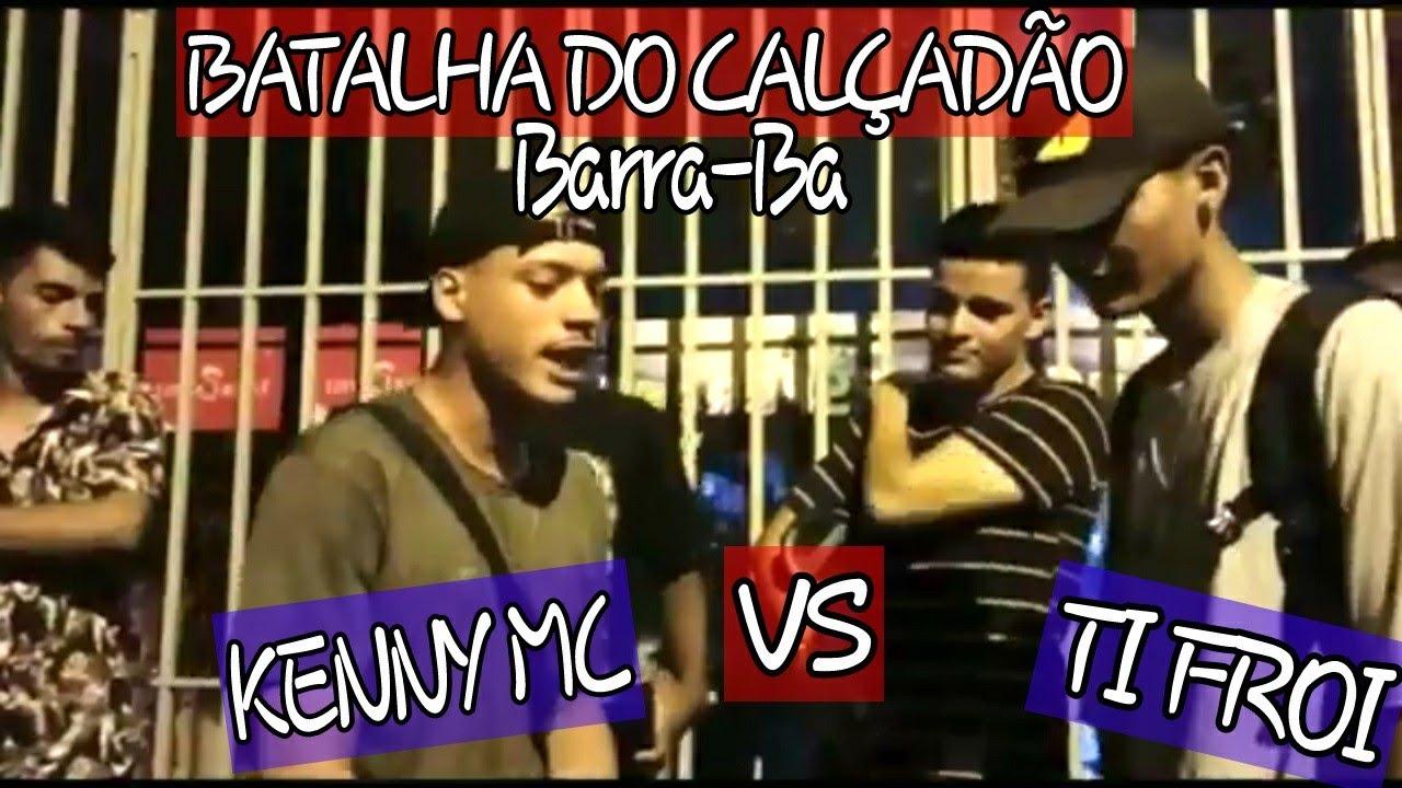 Batalha do Calçadão | Kenny MC × Ti Froi 🔥 - YouTube