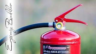 Uma coisa SUPER LEGAL  feita em casa com um extintor !!! Os bombeiros ESTÃO SURPRESOS!