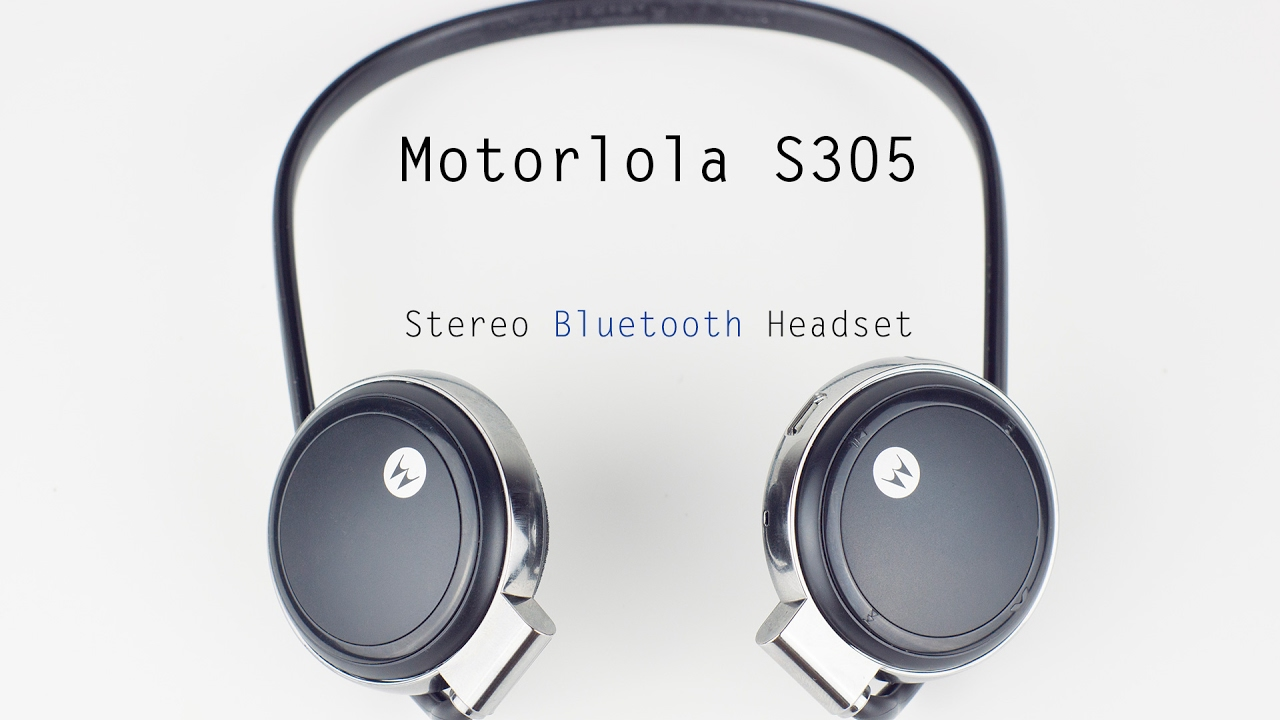 MOTOROLA S305 BLUETOOTH STEREO HEADSET DRIVER FOR WINDOWS DOWNLOAD