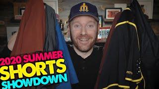 2020 SUMMER SHORTS SHOWDOWN | The Ginger Runner