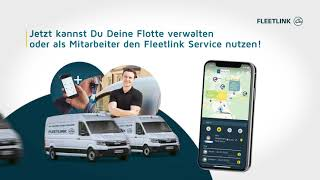 Fleetlink Registrierung