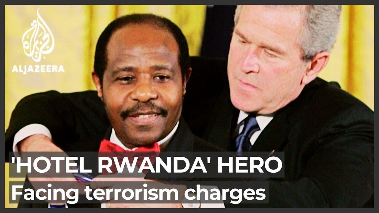 Download 'Hotel Rwanda' hero Paul Rusesabagina awaits sentencing