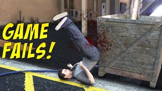 Unexpected Deaths! (Game Fails #113)