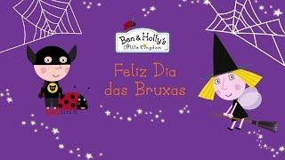 Ben e Holly em Português - Dia das Bruxas Compilação 2