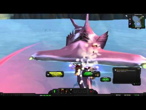 World of Warcraft Quest: Гоблин в акульей шкуре (id=24817)