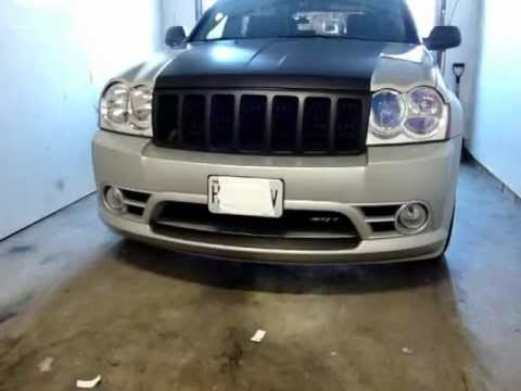 Remote Retractable License Plate Holder - \u002707 Jeep SRT8 & Remote Retractable License Plate Holder - \u002707 Jeep SRT8 - YouTube