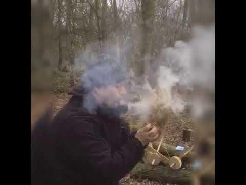 The Bushcraft Man - Tinder Bundle Demo
