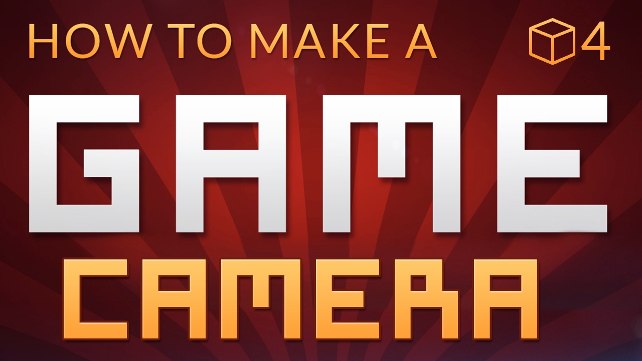 Download How to make a Video Game in Unity - CAMERA FOLLOW (E04)