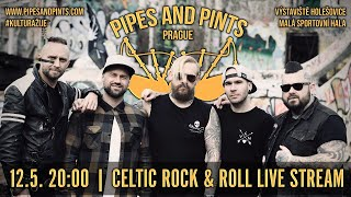 Pipes and Pints - Official Live Stream (May 2020)