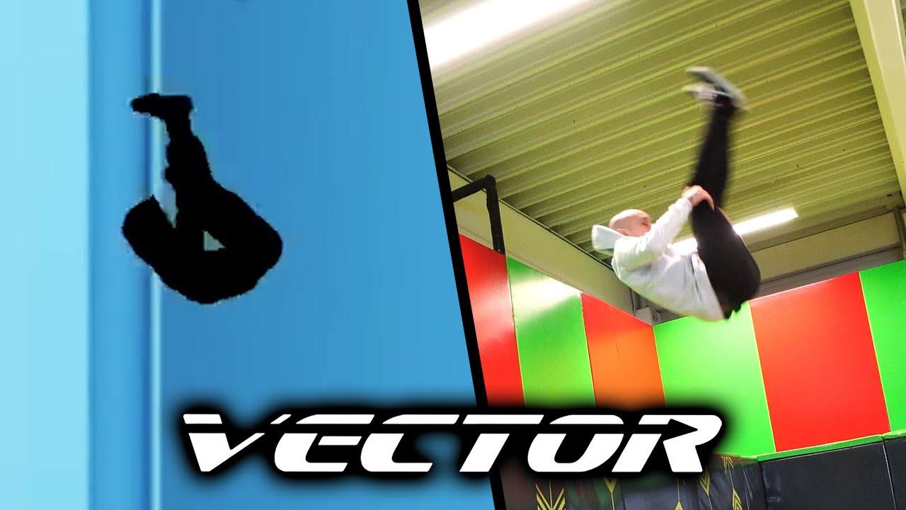 Skáčeme všechny parkour triky ze hry Vector! @Jay Fox