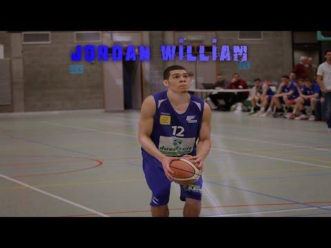 Jordan Williams Season Highlights 2014-2015