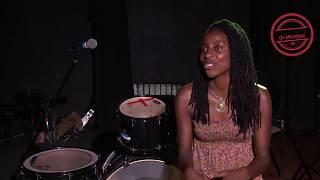 Gambar cover Hope Masike playing Zimbabwean Mbira Music