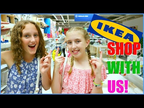 Come Shopping With Me  - IKEA Shopping Vlog!