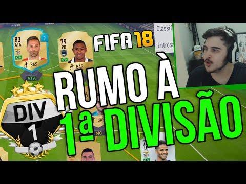 COMEÇAMOS com CALM DOWN - RTD1 #1 FIFA 18 Ultimate Team