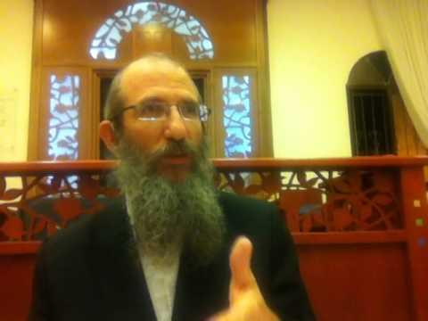 הרב ברוך וילהלם - תניא - ליקוטי אמרים - סיום פרק יט ותחילת פרק כ