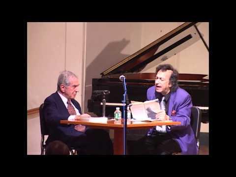 In Memoriam: Claude Frank (1925-2014) - IKIF New York July 20, 2008