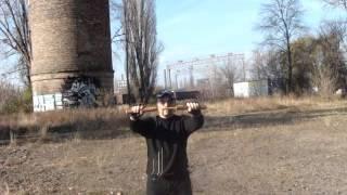Нунчаки боевая уличная техника владения. Братство кнута