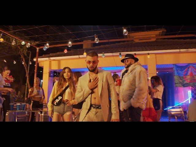 #Todefila - Moncho Chavea, Ana Mena y Bandaga (Videoclip oficial)