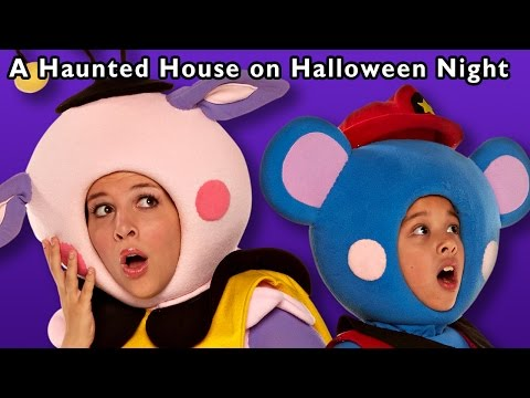 Halloween Fun | A Haunted House on Halloween Night and More | Baby Songs from Mother Goose Club!