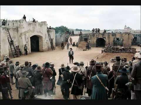 The Battle Of The Alamo Youtube
