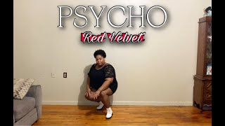 Red Velvet (레드벨벳) ~Psycho (사이코 )Full Dance Cover {Krown.Klov…