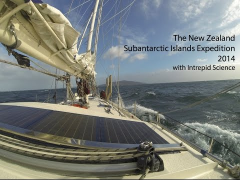 New Zealand Subantarctic Islands Expedition of 2014