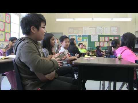 VSB Selkirk Elementary School - Frere Jacques